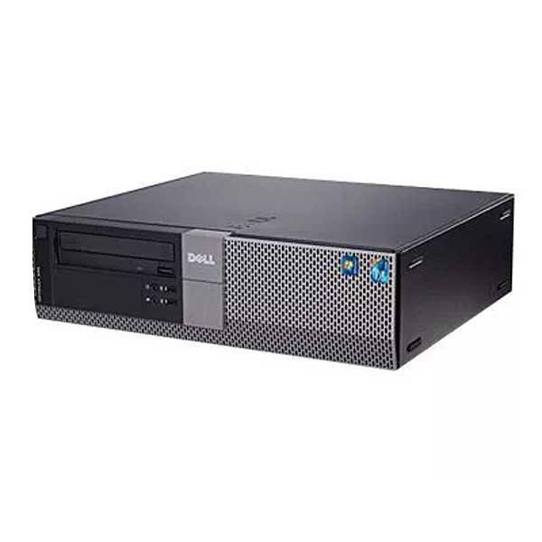 Dell Optiplex 980 SFF Intel Core i5-650, 4GB, SSD 120GB, DVD-Rom, Refurbished PC
