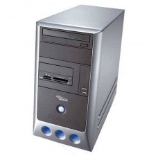 Fujitsu Siemens Scaleo-P Tower Core 2 Duo E7200, 3GB, 320GB, DVD-RW, Win10 Refurbished PC
