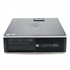 HP Compaq Elite 8200 SFF Intel Quad Core i5-2400, 4GB, 500GB, DVD-RW Refurbished PC