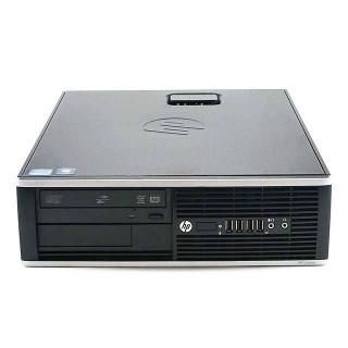 HP Compaq Elite 8200 SFF Intel Quad Core i5-2400, 4GB, 500GB, DVD-RW Refurbished PC