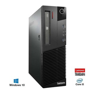 Lenovo ThinkCentre M93P SFF Intel Core i5-4570, 8GB, 500GB, 120GB SSD, DVD-RW, Refurbished PC