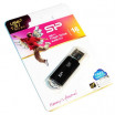 Silicon Power USB Flash Drive Blaze B02 64GB USB 3.1 Black