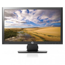 Οθόνη LED 20 ιντσών HP P201 Wide Used Monitor μαύρη