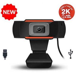 Web Camera MaxBlue 1440p Quad HD (QHD) 3.7mpx + Mic