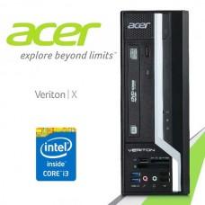 Acer Veriton X4630G SFF Intel Core i3-4170, 8GB, SSD + HDD, Win10 Pro Refurbished PC