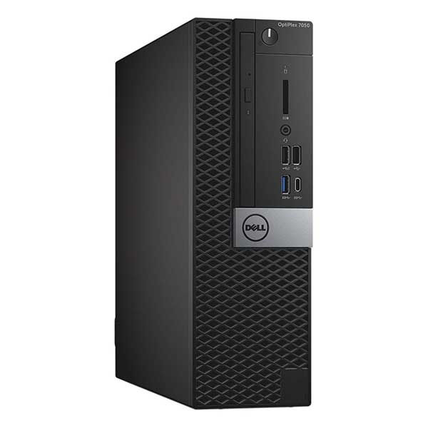 DELL Optiplex 7050 SFF Intel i5-6500, 16GB, SSD 256GB, Refurbished PC