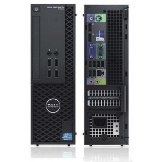 DELL Precision T1700 SFF Intel Quad i7-4770 3.4GHz, 8GB, SSD + HDD, nVidia, DVD-RW, Refurbished PC