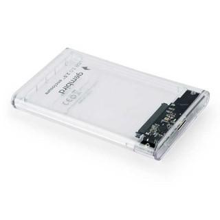 Θήκη εξωτερικού σκληρού δίσκου 2.5 ιντσών SATA USB 3.0 Gembird με θήκη