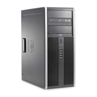 HP Compaq Elite 8200 TWR Intel Quad Core i7-2600, 4GB, SSD + HDD, DVD-RW, Refurbished PC