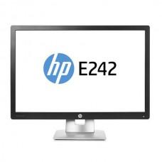 Οθόνη LED IPS 24 ιντσών HP EliteDisplay E242 Used Monitor