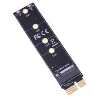 Κάρτα Επέκτασης PCI-e x1 σε M.2 M-Key για δίσκους SSD NVMe 2280