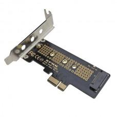 Κάρτα Επέκτασης PCI-e x1 σε M.2 M-Key για δίσκους SSD NVMe
