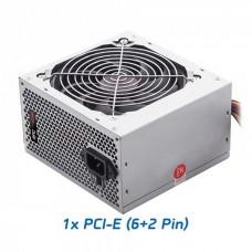 Τροφοδοτικό nJoy PFC Passive 550W ATX 12cm Ultra Silent