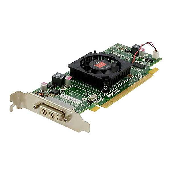 AMD Radeon HD 5450 512MB DDR3 PCI Express x16 Dual Display DMS-59 Graphics Card refurbished
