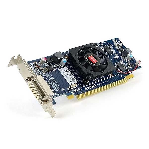 AMD Radeon HD 6350 512MB DDR3 PCI Express x16 Dual Display DMS-59 Graphics Card refurbished