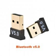 Bluetooth v5.0 Mini USB Dongle Dual Mode transmission 20m range