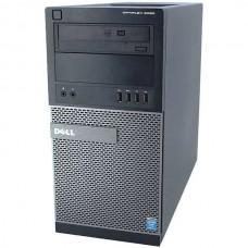 Dell Optiplex 9020 TWR Intel Quad Core i5-4670, 8GB, SSD + HDD, Refurbished PC