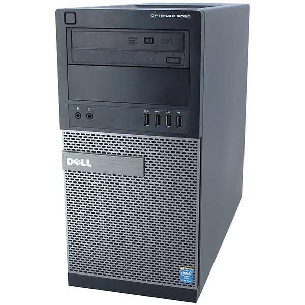 Dell Optiplex 9020 TWR Intel Quad Core i7-4770, 16GB, SSD + HDD, Refurbished PC