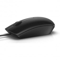 Dell MS116 Optical Mouse Ενσύρματο Ποντίκι Μαύρο USB