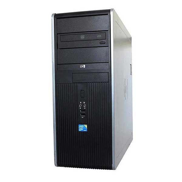 HP Compaq DC7900 CMT Tower Intel Core 2 Duo E7500, 4GB, Refurbished PC