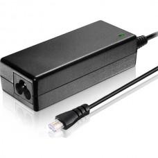Τροφοδοτικό Universal για laptop 15V έως 20V, 3.25A έως 4.67A 70W AC POWERTECH PT-854 χωρίς βύσματα