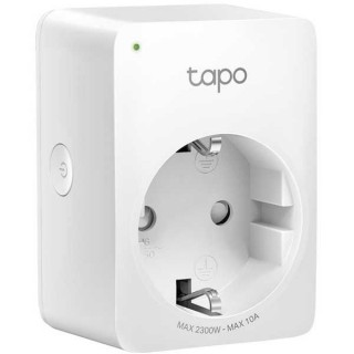 Tp-link Tapo P100 Mini Wi-fi Βluetooth Smart Plug, Smart home Αντάπτορας Ρεύματος, Ver. 1.2