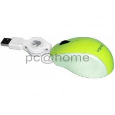 Ποντίκι Approx Optical Retractable OMR 800dpi USB (4 colors)