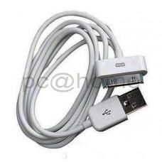 Καλώδιο USB για Apple iPod, iPhone 3G 4G 4S (φόρτισης και συγχρονισμού)