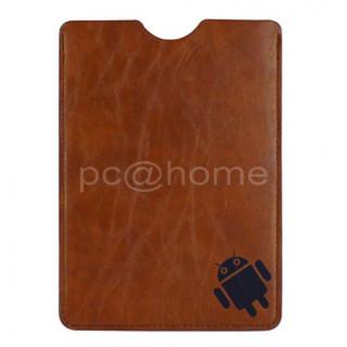Universal PU δερμάτινη θήκη για Tablet 7 ιντσών μαύρη ή καφέ