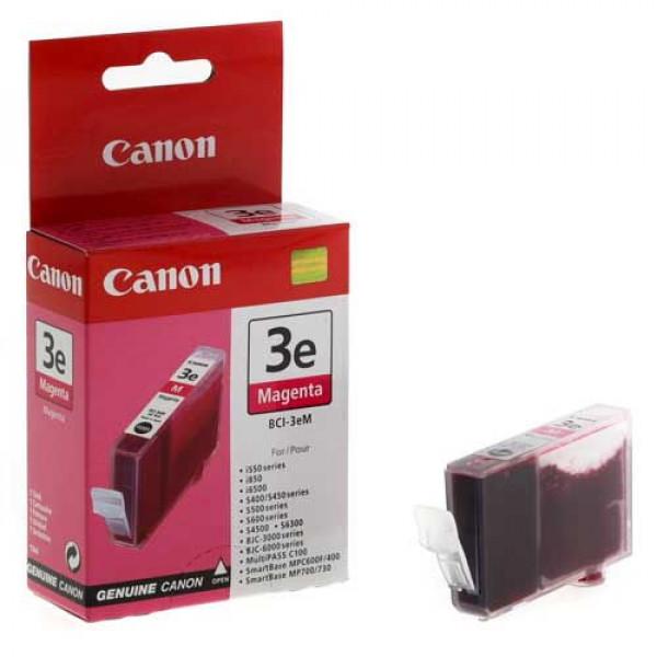 Canon BCI-3eM Magenta Ink Cartridge (4481A002) Genuine