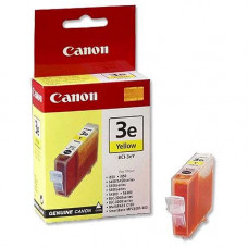Canon BCI-3eY Yellow Ink Cartridge (4482A002) Genuine