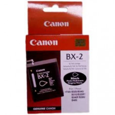 Canon BX-2 Black Ink Cartridge for Fax (0882A002) Genuine