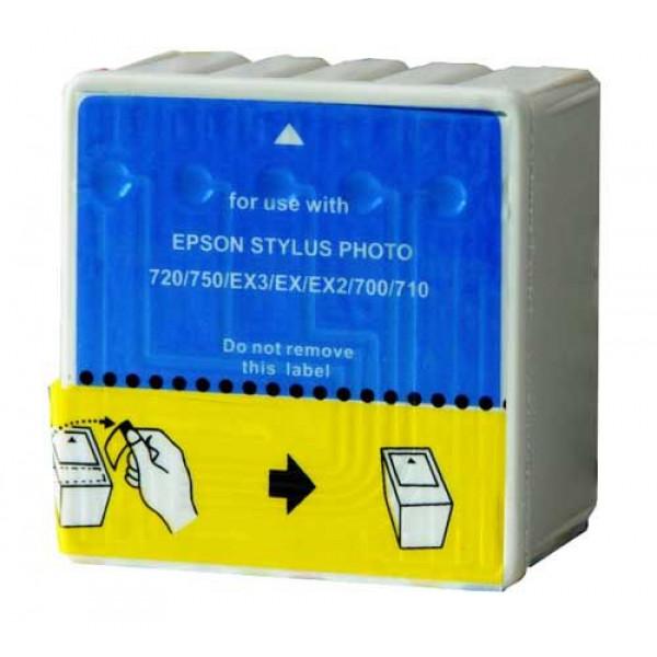 Συμβατό μελάνι Epson Stylus Photo 700/750 T053 Color