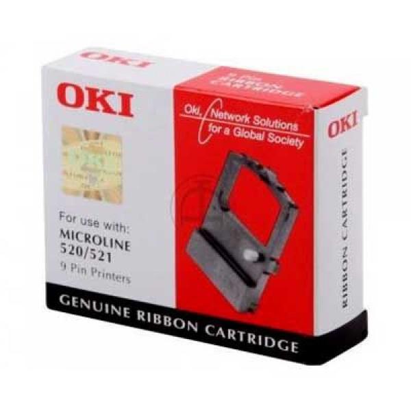 Μελανοταινία OKI ML-520/521 Black 09002315 Genuine