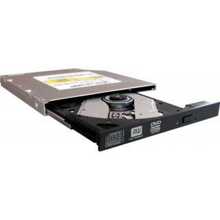 DVD-RW Ultra Slim Black Sata Slim Internal Recorder (bulk) Refurbished